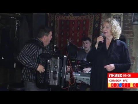 Lepa Lukic - Milocaj i restoran Potkovica - Zikina Sarenica - (Tv Pink 2018)