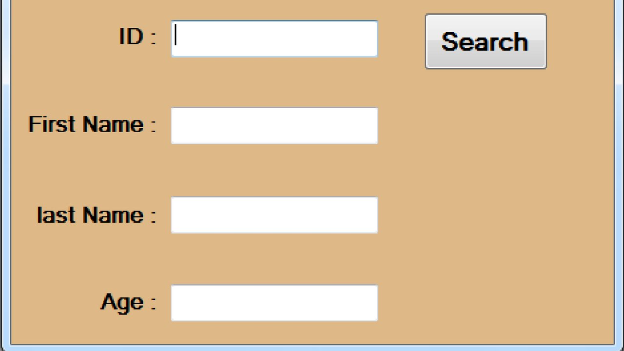 Simple add, edit, delete vb. Net 2005 db access 2007 (accdb.