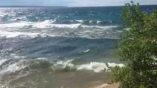 Daily Soul Whispers October 22, 2015 Waves on Lake Superior August 2015