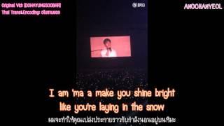 karaoke thaisub 151010 do with chanyeol boyfriend