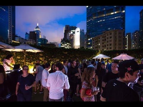 The Upper House: Art Basel Party Hong Kong