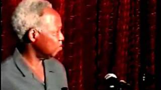 Nyerere's Meeting With Tanzania Press Club 1995 Part 5 of 10