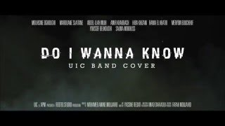 trailer the uic band do i wanna know cover arctic monkeys 4k hd