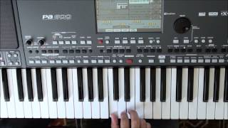 كيف أعزف أغنية ميحانه للفنان الكبير ناظم الغزالي
