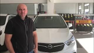 Entrega Opel Mokka X - Opel Borjamotor