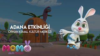 Akıllı Tavşan Momo Adana Etkinliği - 18 Şubat
