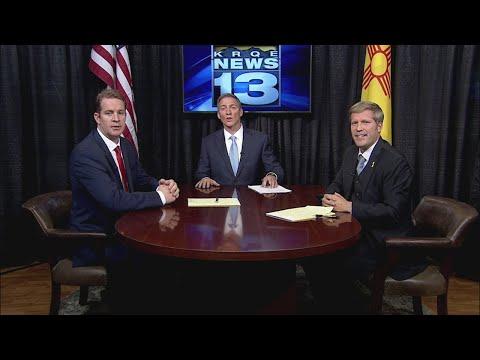 Albuquerque Run-off Mayoral Debate Part 5
