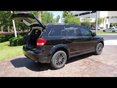2018 Dodge Journey Orlando, Hunter's Creek, Kissimmee, Windermere, Davenport, FL T302592