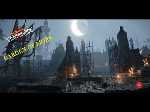 Warhammer: Vermintide 2 - Garden Of Morr Playthough |