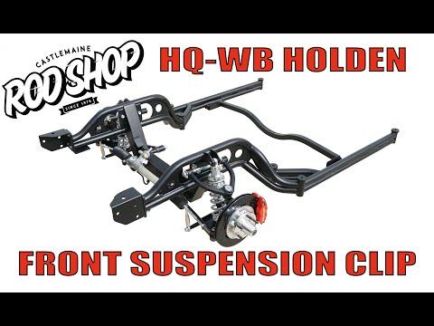 HQ HJ HX HZ & WB – Holden Front Suspension Clip