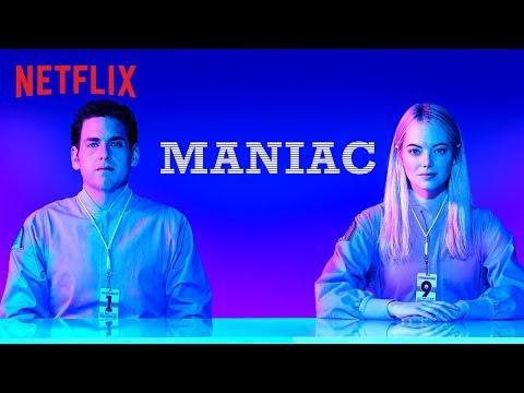 MANIAC -  Original Soundtrack OST