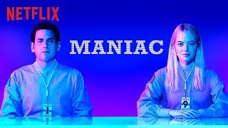 MANIAC - Full Original Soundtrack OST