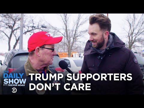 Klepper Asks Trump Supporters: Who Won the Impeachment Fight? | The Daily Show