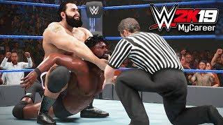 HAPPY RUSEV DAY!! | WWE 2K19 My Career Mode Ep #7