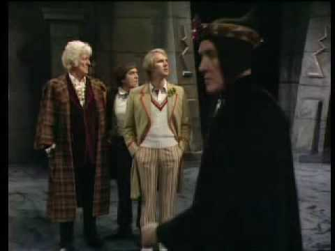 Doctor Who The Five Doctors Clip 1