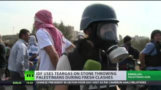Heightening Tensions: West Bank clashes drag on between IDF and Palestinians