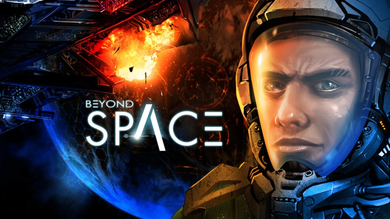 Official Beyond Space Launch Trailer