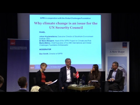Why climate change is an issue for the UN Security Council