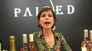 Paired Wine Grande Rose Tasting on April 28, 2015