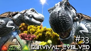 ARK: Survival Evolved - DINO COURTYARD !!! [Ep 33] (Server Gameplay)