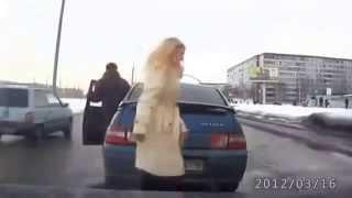 # Прикол с видеорегистратором   Набережные Челны