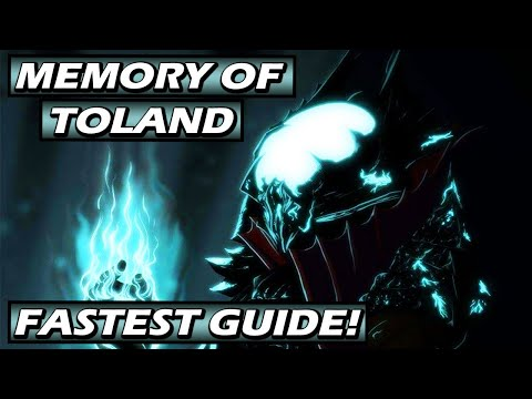 Memory Of Toland The Shattered Fastest Method! (Destiny 2 Shadowkeep)