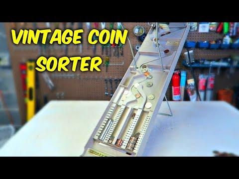 Vintage Coin Sorter