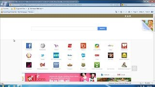 How to remove Sweet-Page.com from Internet Explorer, Google Chrome