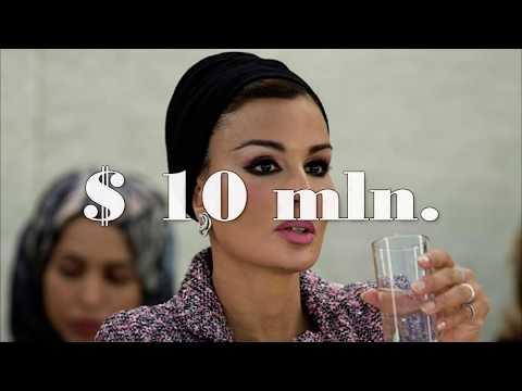Смотреть Самые богатые женщины мира ТОП 10 Иванка Трамп Шейха Моза Лорен Джобс BMW Mars WalMart онлайн