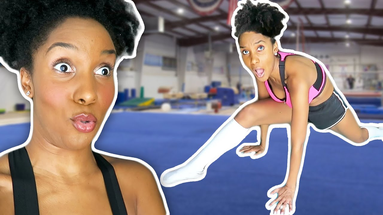 Learning The Splits in TWO WEEKS?! *everything hurts* ft. Anna McNulty!