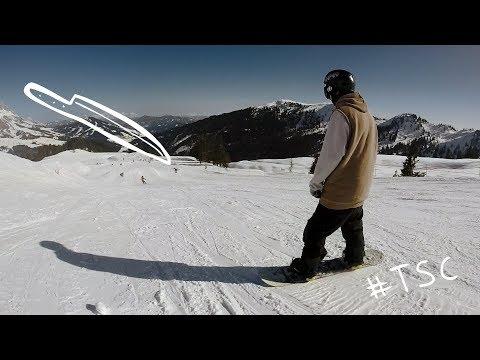 Podstawy freestyle na snowboardzie, True Snowboard Camp: PAWEŁ