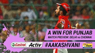 #IPL2019: #KXIP capture #Royals' fortress: 'Castrol Activ' #AakashVani, powered by 'Dr. Fixit'