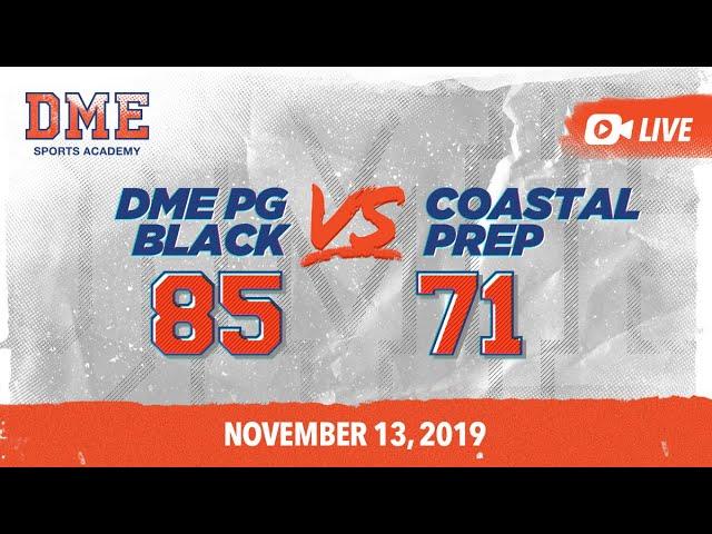 DME PG Black vs. Coastal Prep