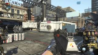Call of Duty Advanced Warfare - Uplink Online Multiplayer (Ps4/Xbox One Gameplay 1080p HD)