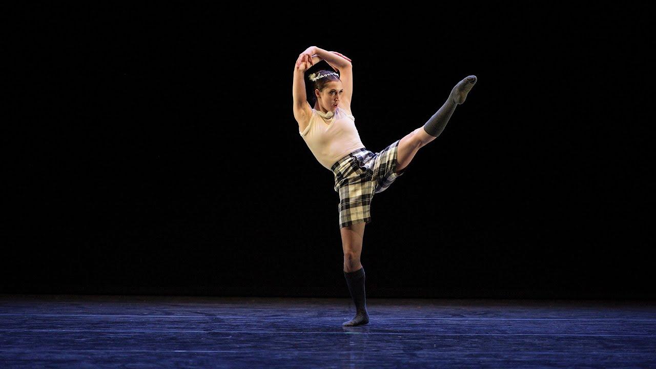 Alice Bellini: CLAN B | English National Ballet
