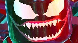 LEGO Marvel Super Heroes #03: Homem Aranha, Viúva Negra e Gavião Arqueiro Vs Venom - HD gameplay