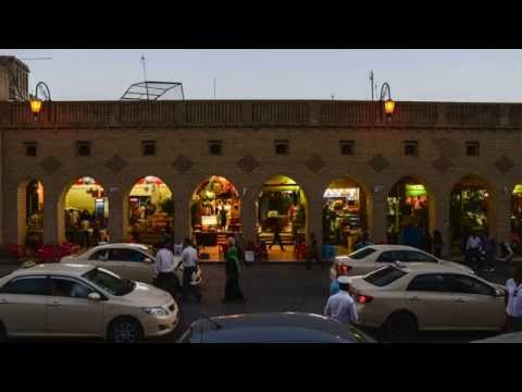 Life in the center of Erbil