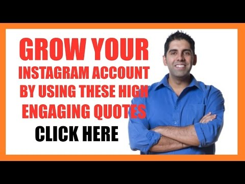 Instagram Quotes To Grow Your Account and Increase Engagement