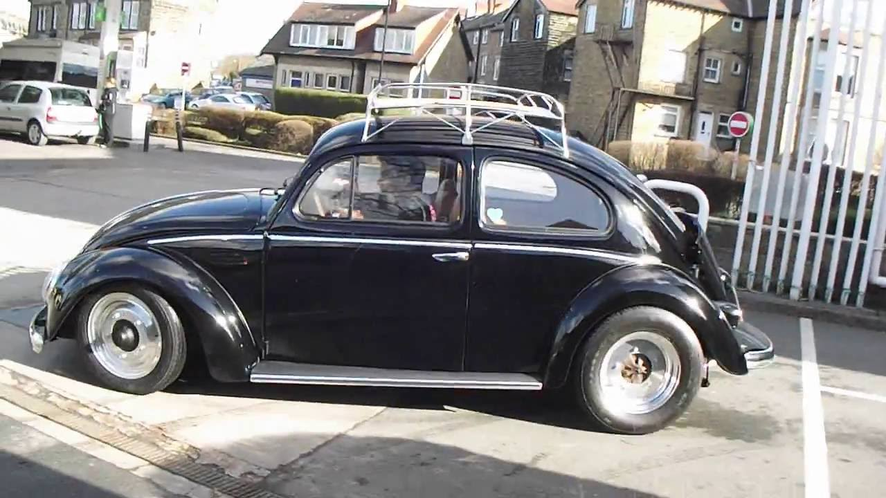 Vw Beetle Drag Car Spotted In Asda