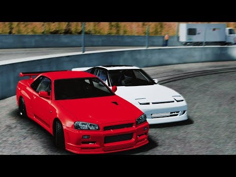 Download Rfactor Nissan 180sx Drift MP3, MKV, MP4 - Youtube to MP3