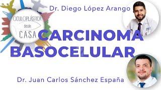 Generalidades y recidiva de carcinoma basocelular, Dr. Diego López Arango, Dr. Juan Carlos Sánchez