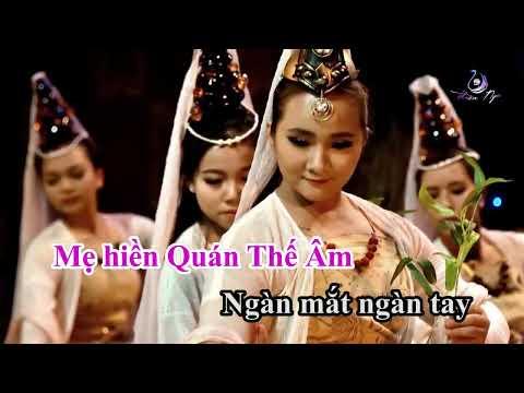 Mẹ Từ Bi Karaoke - Tone Nữ ( Thùy Linh)