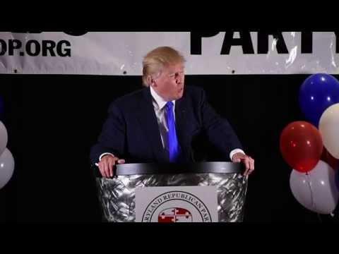 Donald Trump (2015-06-23) Linthicum, Maryland