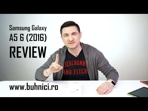 Samsung Galaxy A5 (6) - Adică varianta din 2016 (www.buhnici.ro)