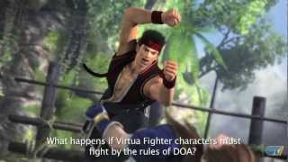 Dead or Alive 5 - Developer Diary: Fighter Chronicles Episode 2