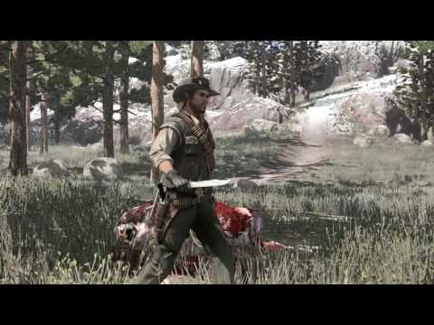 Red Dead Redemption Official Gameplay Trailer *German* HD