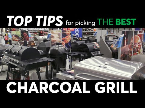 Top Tips for Picking the Best Charcoal Grill | Consumer Reports