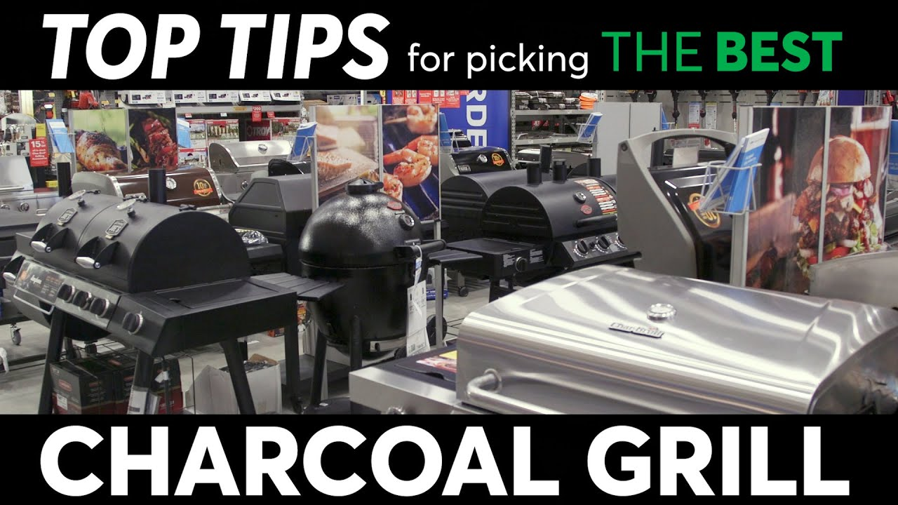 Top Tips For Picking The Best Charcoal Grill Consumer Reports