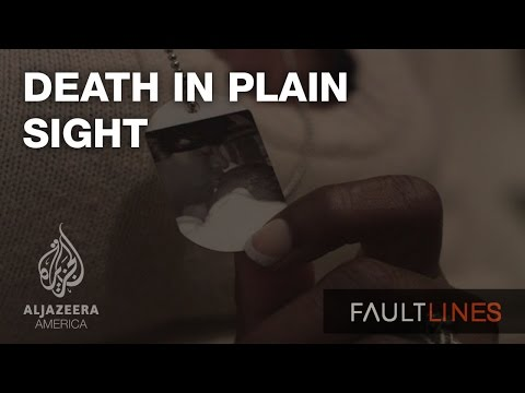 Death In Plain Sight - Fault Lines