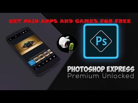 Photoshop Express Premium Paid Android App For Free Download